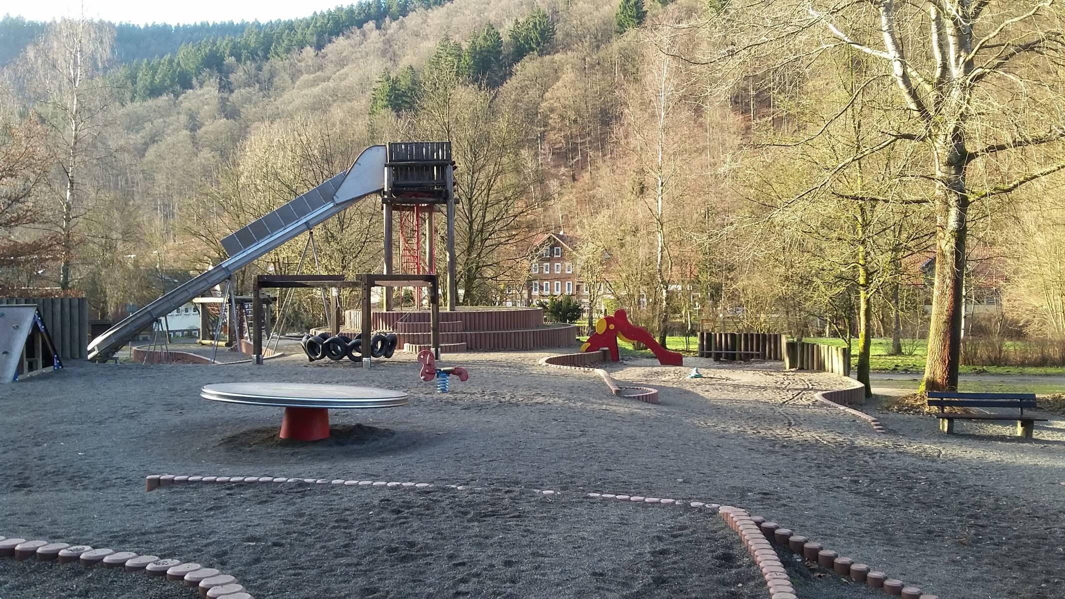 Sieber - Abenteuer Spielplatz
